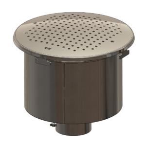 Водозабор 30 м3/ч, 2,5″, D240